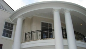 White House Exterior Paint