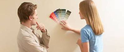 choose paint colors for Austin home